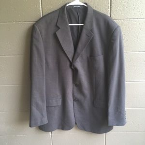 Men's Missoni Suit Jacket Size 48L